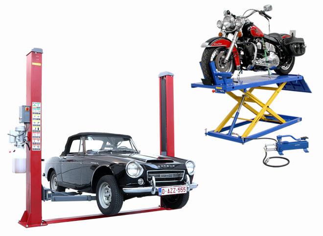 CAR - MOTORCYCLE