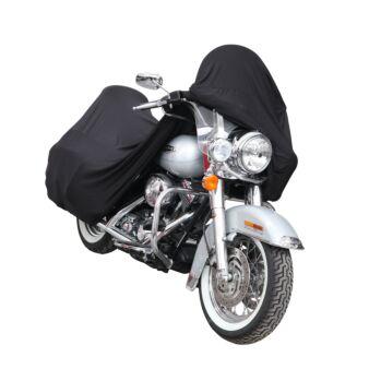 LUXE MOTOHOES BA ZWART (max. L= 270 cm/max. H= 135 cm)