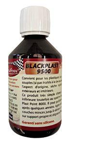VERNIEUWER VAN ZWART 250ML (Blackplast 9500)