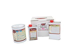 EPOXY GRUNDIERUNG 2-KOMPONENTEN - SIGNALWEISS RAL9003 - 6 KG (Epoxappret 9000)