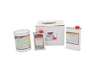 EPOXY GRUNDIERUNG 2-KOMPONENTEN - ANTHRACITGRAU RAL7016 - 6 KG (Epoxappret 9000)