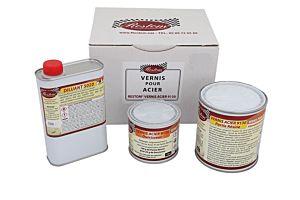 VERNIS POUR ACIER ANTICORROSION 500 ML (Vernis Acier 9130 - 500 ML)