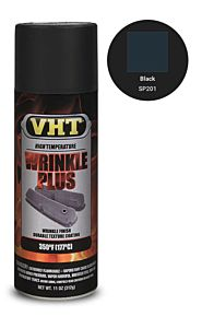 VHT WRINKLE PLUS BLACK (GSP201)