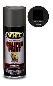 VHT BRAKE CALIPER ENAMEL GLOSS BLACK (SP734)