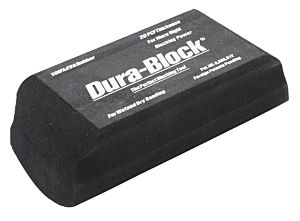 DURA-BLOCK - CALE À PONCER - BLOC 1/3 RADIUS (AF4412)
