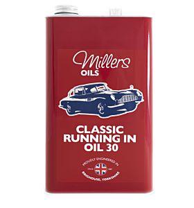 MILLERS OIL CLASSIC RUNNING-IN OIL, EINLAUFÖL -  5 LITER