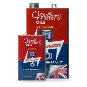MILLERS OIL CLASSIC CM 2T MINERAL - 1 LITER