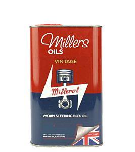 MILLERS OIL WORM STEERING BOX ÖL - 1 LITER