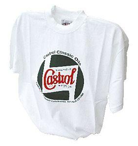 CASTROL CLASSIC T/SHIRT SMALL