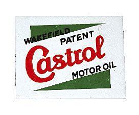 CASTROL CLASSIC EMAIL KOELKAST MAGNEET