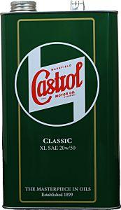 CASTROL CLASSIC OIL XL20W/50 5 LITER