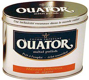 OUATOR - MÉTAUX PRECIEUX / COTON À LUSTRER 75 GR