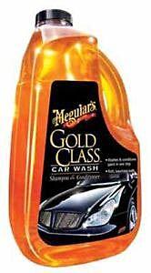 MEGUIAR'S GOLD CLASS CAR WASH SHAMPOO AND CONDITIONER (G7164)