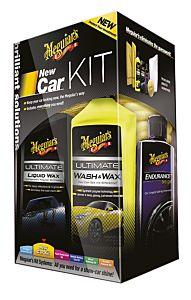 MEGUIAR'S  BRILLIANT SOLUTIONS NEW CAR KIT (G3200)