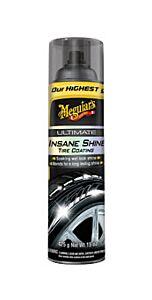 MEGUIAR'S ULTIMATE SHINE TYRE COATING - 386ml  (G192315)