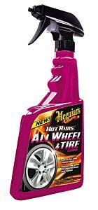 MEGUIAR'S HOT RIMS WHEEL & TIRE CLEANER (G9524)