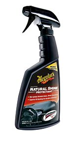 MEGUIAR'S NATURAL SHINE PROTECTANT SPRAY & WIPES (G4116)