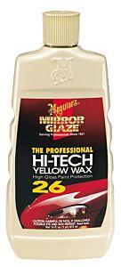 MEGUIAR'S - CIRE JAUNE HIGH TECH MIRROR GLAZE (M2616)