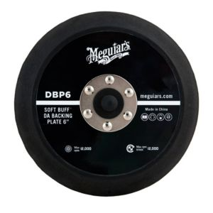 MEGUIAR'S DBP6 DA BACKING PLATE 6