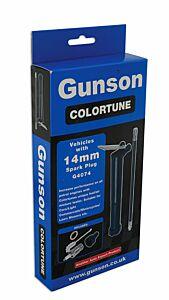 GUNSON - KIT TESTEUR DE COMBUSTION COLORTUNE 14 MM (G4074)