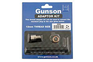 GUNSON - ADAPTEUR DE FILETAGE 12 MM POUR TESTEUR DE COMBUSTION COLORTUNE 14 MM (G4055B)