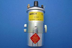 BOSCH - BOBINE D'ALLUMAGE BOSCH 6 V (0221 124 001)
