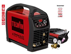 TELWIN LASAPPARAAT TECHNOLOGY TIG 222 - 230V
