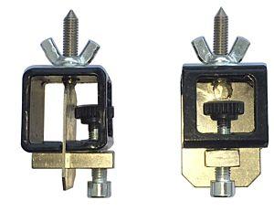 LAS-CLIPS MET REGELSCHROEF (4 ST)
