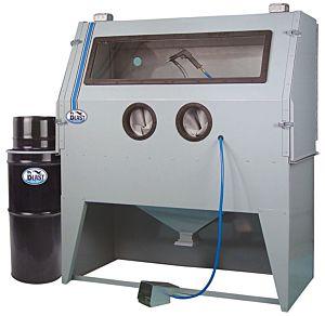 STRAALCABINE SKAT BLAST 976 INKL. STOFAFZUIGING VAC-50