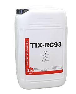 TIX - PRODUIT DE NETTOYAGE RC93 BIDON DE 25 LITRES