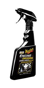 MEGUIARS ENGINE DRESSING - 450 ML SPRAY