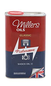MILLERS OIL CLASSIC Shock Oil 32 -  1 LITER