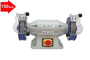 NIKIT TOURET A MEULER DOUBLE 150 MM