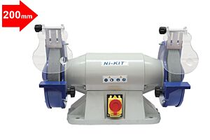 NIKIT TOURET A MEULER DOUBLE 200 MM
