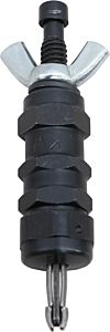 CLECO HEFTNADEL MIT DREHMOMENT MUTTER 5/32 (4 MM) ; TIEFE 0-1/4 (MAX 6 mm)