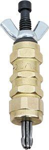 CLECO HEFTNADEL MIT DREHMOMENT MUTTER  3/16 (4,9 MM) ; TIEFE 0-1/4 (MAX 6 mm)