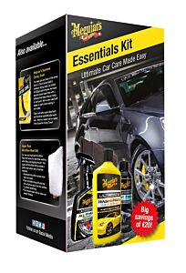 MEGUIAR'S ESSENTIALS KIT