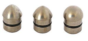 SMALL HAMMERHEADS - SET OF 3 PCS - FOR MECHAMMER MARK-II