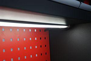 ENSEMBLE D'ÉCLAIRAGE AVEC 3 AMPOULES LED