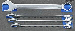 4-DLG. STEEK-RINGSLEUTELSET (BX370)