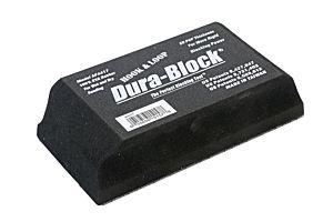 DURA-BLOCK - CALE À PONCER AVEC VELCRO - BLOC 1/3 HOOK AND LOOP (AF4417)