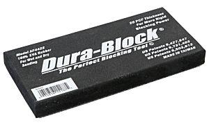 DURA-BLOCK - BLOC ANTI PEAU D'ORANGE - HOOK AND LOOP SCRUFF PAD (AF4422)