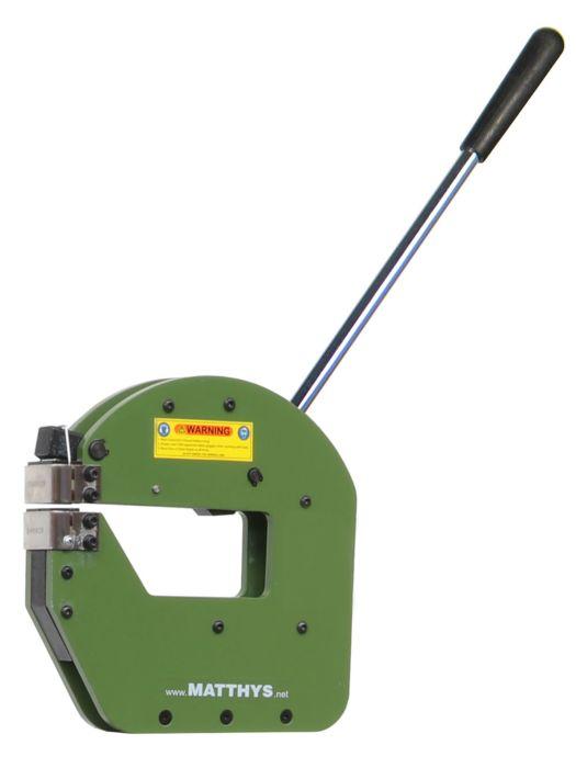 Strek En Stuik Machine Insteekdiepte 205mm Matthys