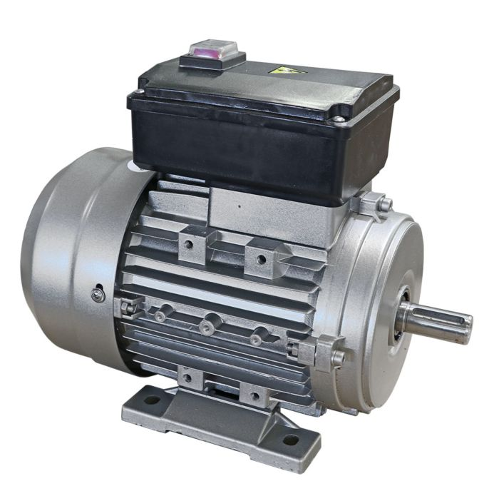 ELECTRIC MOTOR WITH POLISHING KIT