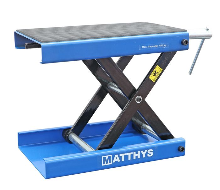 Mini Lift Cap 450 Kg Matthys
