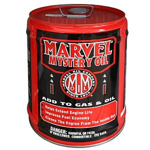 MARVEL MYSTERY HUILE - BARIL 18,9 L