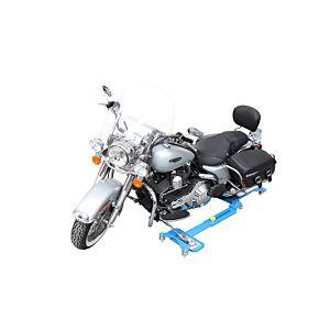 CHARIOT MANUTENTION MOTO AJUSTABLE