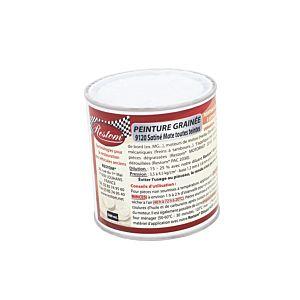 VERF FIJN GEKORRELD ZWART SATIJN/MAT - 500 ML (Peint 9120-Noir Grain Fin-500ml)