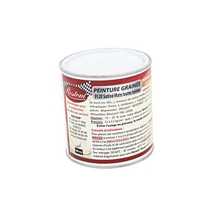 PEINTURE GRAINEE GRAIN FIN ROUGE FERRARI - 0,5L  (Peint 9120-Rouge Grain Fin)