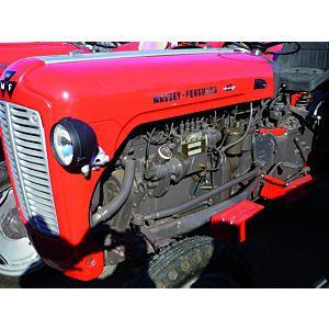VERF VOOR TRACTOR MASSEY HARRIS -ROOD PONY- 1L (Tracteur 8850 MHR-1L)